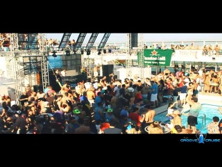 The Groove Cruise Anthem 2013 (SET THE WORLD ON FIRE) EC Twins & Kalendr feat. Koko LaRoo