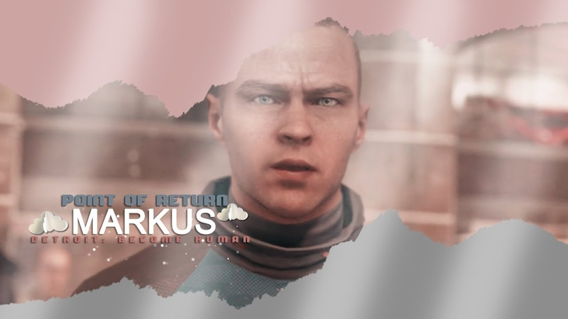 Detroit: become human gmv | markus | this can be my story.