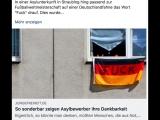 Dankbare Asylanten- FUCK Deutschland-