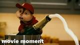 Элвин и бурундуки (2007) - Элви-ин! (77) movie moment
