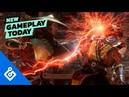 16 минут геймплея Mortal Combat 11