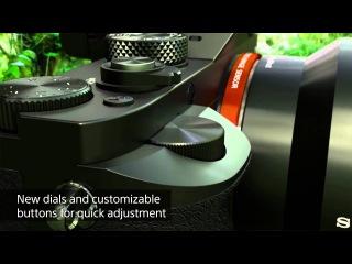 Sony A7/7R Full Frame E-mount