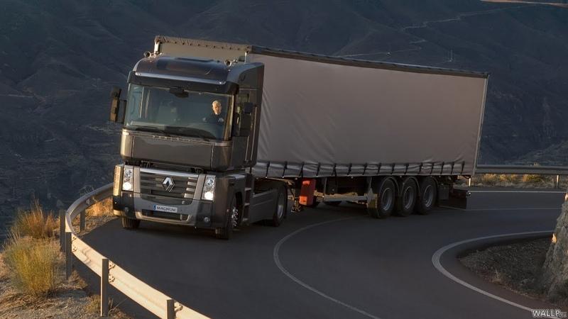 стрим Euro Truck Simulator 2 жизнь удалась работаю на РЕНО МАГНУМ 1440p60HD