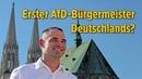 Sachsen Wird am Sonntag in Görlitz der erste AfD OB gewählt