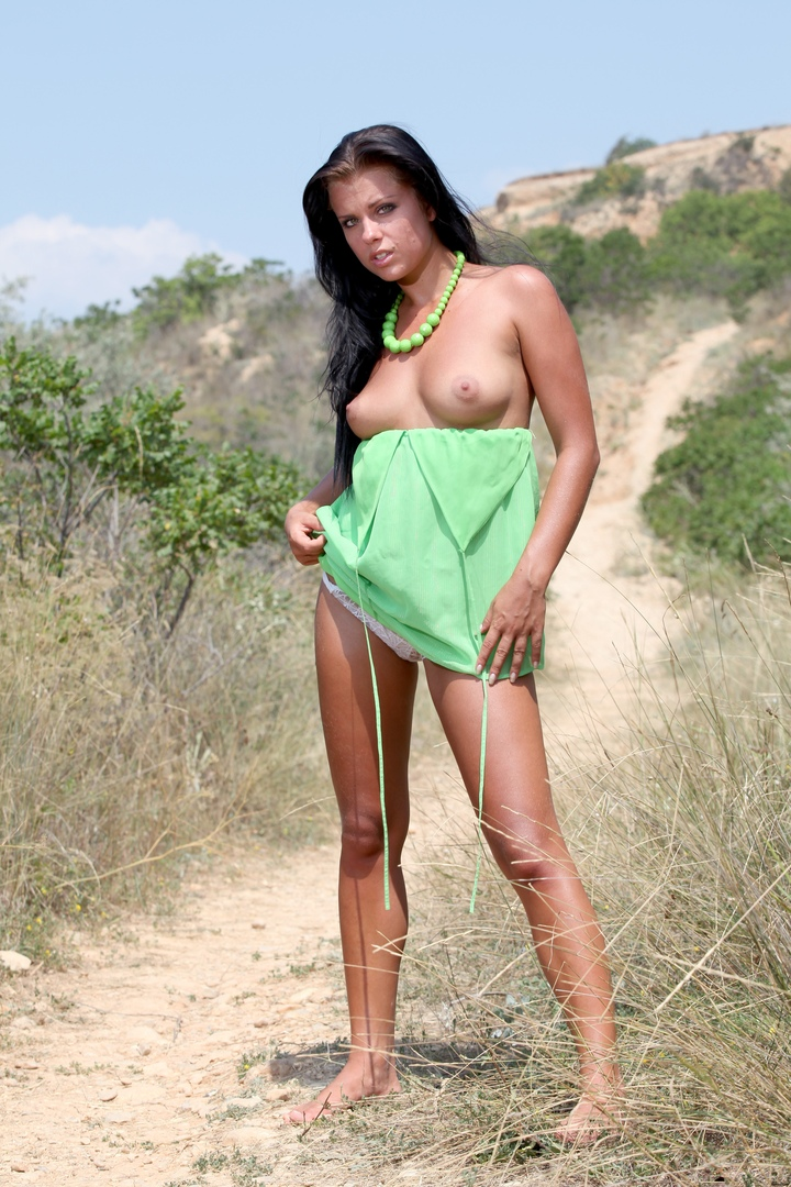 Women bound and have nipples pierced