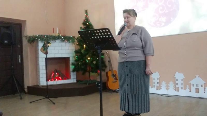 Рождественские стихотворениеМолитва девочки