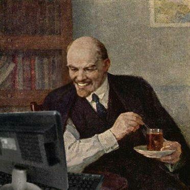 Ленин и интернет