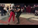 Красавица Сара Лопес и Иво Виера под песню Игоря Ашурова - Любимая голубка