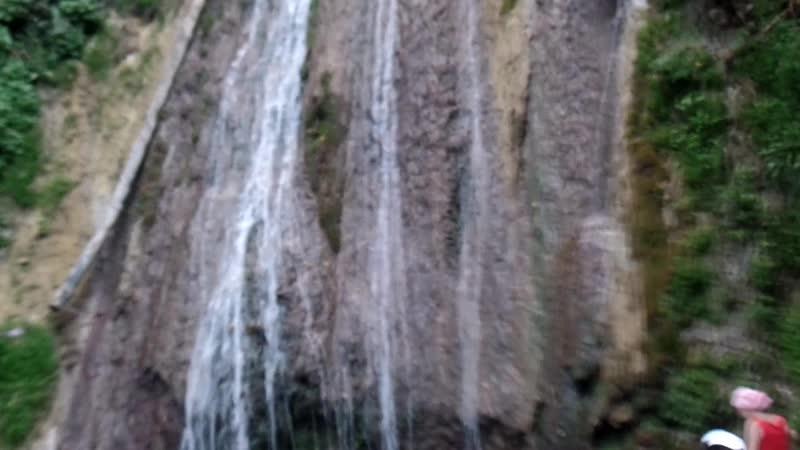 Сочи 18.08.18 Поездка на водопады. видео Марины Жуковой