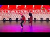 Танцы: Айхан Шинжин и Ляйсан Утяшева
