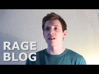 RageBlog - Новый ноутбук/Болезнь/Новый фон