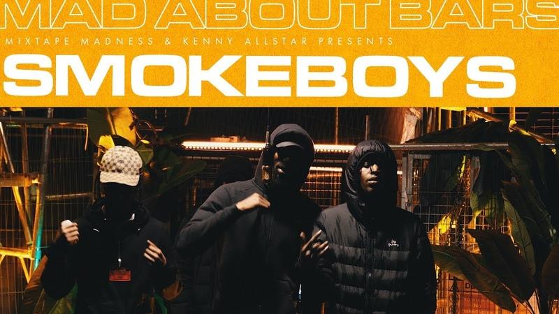 Smoke Boys - Mad About Bars w Kenny Allstar [S4.E1] | @MixtapeMadness