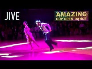 Amazing Cup 2018   Stefano Di Filippo & Dasha Chesnokova   WDC   Taipei   Jive