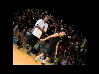 HD! Lilou and Brahim vs Moy and Elmo DVDRip Freestyle Session 2005