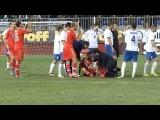 Сбылась мечта миллионов - российская футбольная сборная едет на ЧМ в Бразилию после матча в Баку - Первый канал