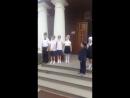 Первоклассники прихожан Никольского собора г Георгиевска