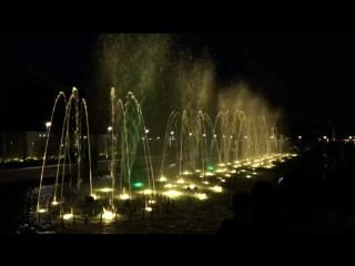 Сочи 30 сентября Открытие фонтанов