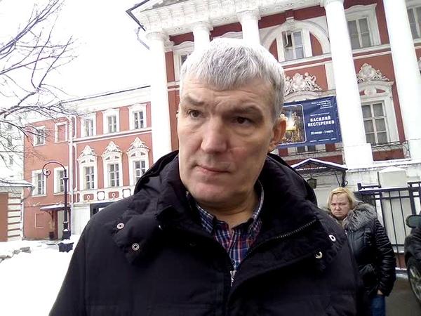 ГЕННАДИЙ ШИБАНОВ -- ВСЕ НА ПИКЕТ В ЗАЩИТУ ФОНДА 15 февраля!