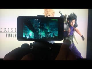 FFVIICC Android PPSSPP DS3 Sixaxis Controller