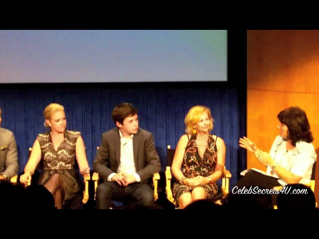 Melissa and Joey QA at Paley Center [Part 1]