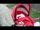 Day 3 - Erik's First Pram Ride