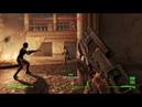 Fallout 4 Фоллыч 4 Прохождение 09 Кембриджский полицейский участок Паладин Данс