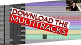 How To Mix a Song - Download The Multitracks - Warren Huart Produce Like A Pro
