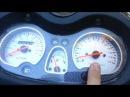 Обзор скутера Peda SKY