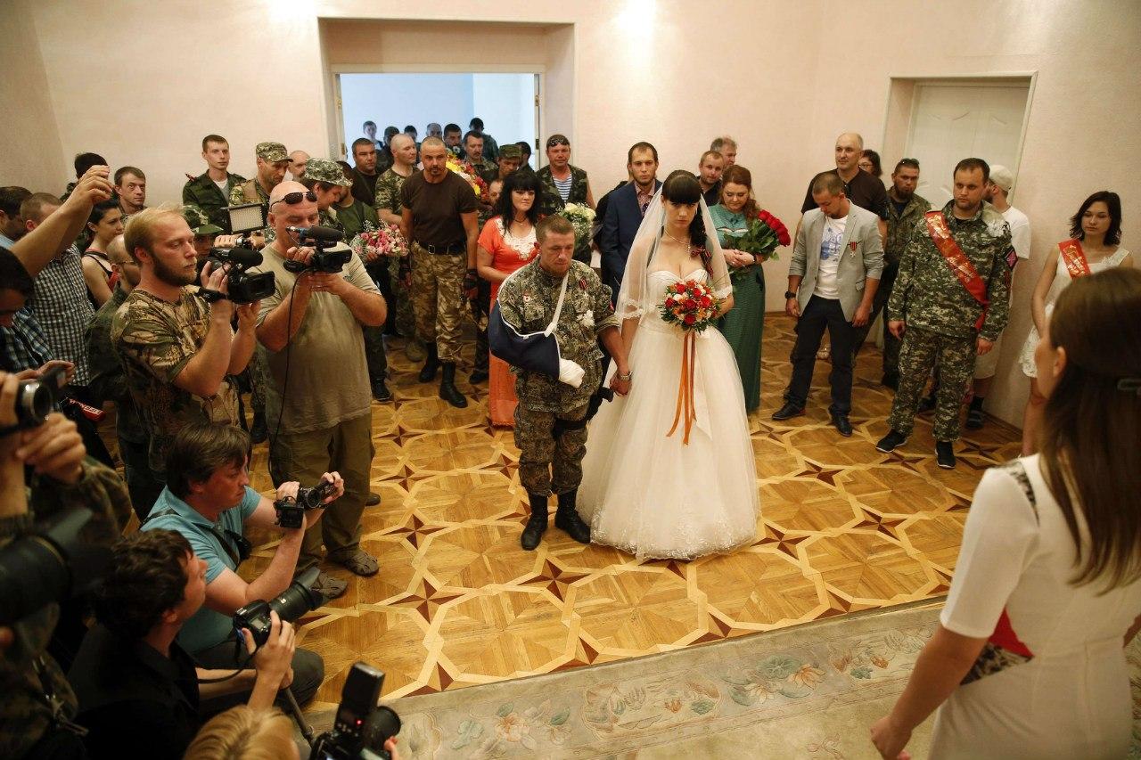 Свадьба Мотороллы