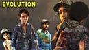 Clementine Telling Her Full Story in 10 Min The Walking Dead The Final Season