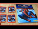 SPIDERMAN HOMECOMING STICKER COLLECTION STARTER PACK | OPENING & REVIEW | DSV TOYS