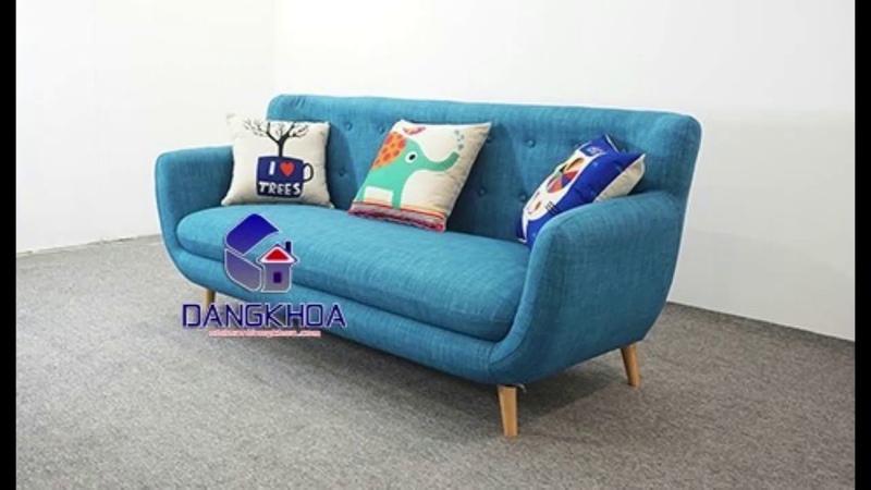 Sofa văn nỉ giá rẻ tại nội thất Đăng Khoa