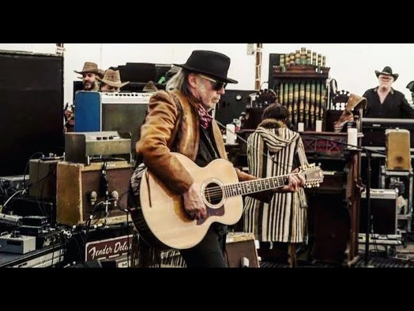 Neil Young Promise Of The Real - Peace Trail (Official Music Video From the Film 'Paradox')
