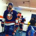 Chloe Grace Moretz on Instagram #Islanders, let's kill them tonight. #CapsSuck #SorryCaps