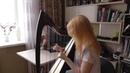 Anna Brumberg - The Butterfly (slip jig) harp (Brona 28)