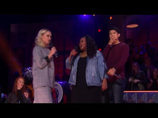 'Glee' Reunion on 'Drop the Mic' Season Finale