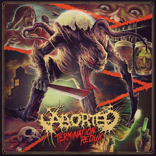 Aborted - Termination Redux [EP] (2016)