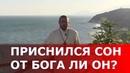 Приснился сон От Бога ли он Священник Игорь Сильченков