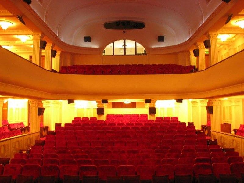 афиша на сегодня санкт петербург кино