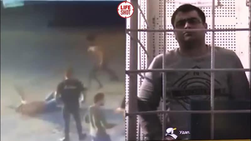 Приговор Анару Аллахверанову, убившеу чемпиона Европы по пауэрлифтингу Андрея Драчева в августе 2017-го, остается без изменений.