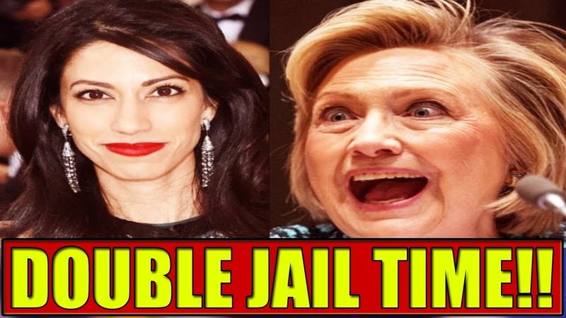 COMING OUT NOWW!! What Just GOT RELEASED From Huma Abedin Have Hillary TREMBLING IN FEAR!! YES!!