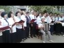 """Хор ветеранов БГУ исполняет песню """"Тоонто Нютаг"""""""