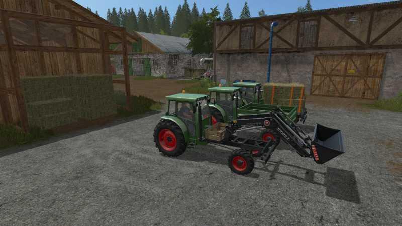 Трактор fendt GT255 В1