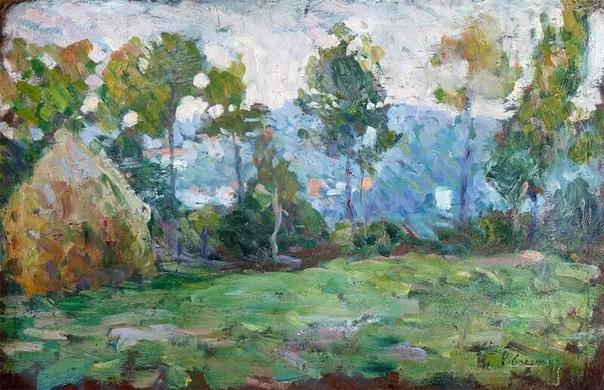 Анри Лебаск (1865-1937 - французский художник импрессионист, которого за его солнечные и гармоничные работы во Франции называют «художником радости и света». Анри Лебаск родился 25 сентября 1865