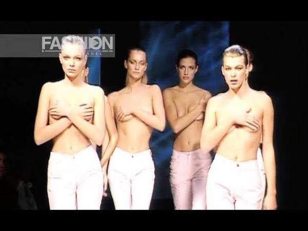 GIANFRANCO FERRE Spring Summer 1997 Milan - Fashion Channel