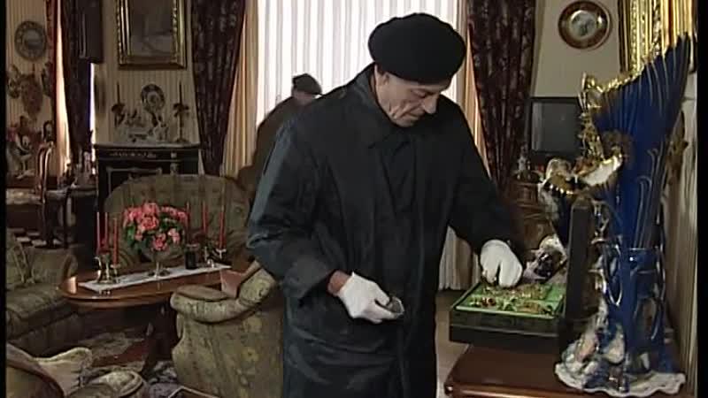 Бандитский Петербург 1 Сезон Барон 1 5 серия 2000
