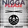 23/08/13 — NIGGA PLEASE x FIREBALL CRICKET