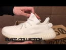 "Yeezy Boost 350 V2 ""Cream White"" обзор от BLACK COLLECTION"