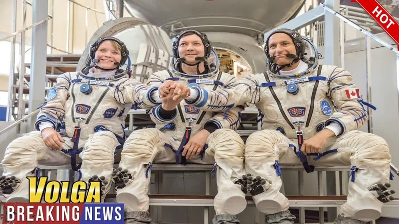Air Leak on Soyuz Spacecraft Doesnt Worry Next Space Station Crew
