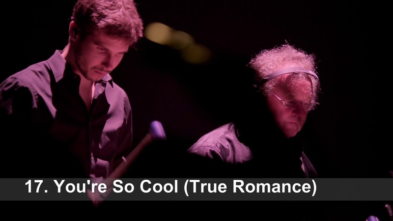 Hans Florian Zimmer - 7) You're So Cool (True Romance)